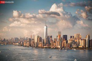 Daniel Libeskinds Plan für das neue World Trade Center