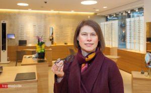 Daniela Kupferschmidt (Optiker Müller)