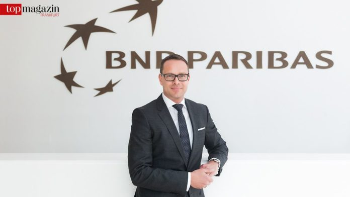 Managing Director Marcel Becker