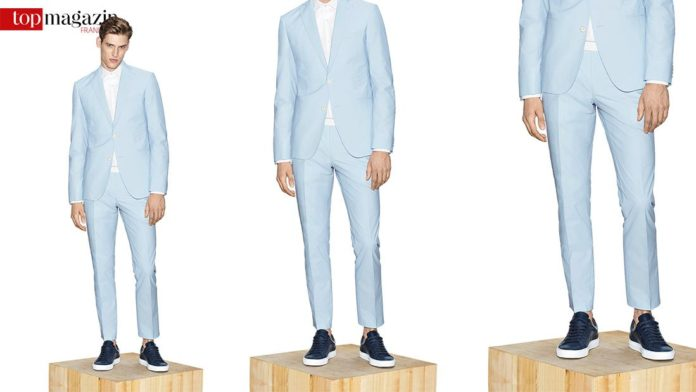 Summer Suit by Boss