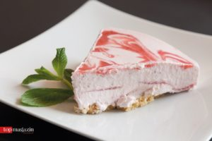 Petra Roths Erdbeer-Cheesecake