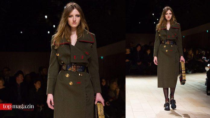 Burberry Military Coats