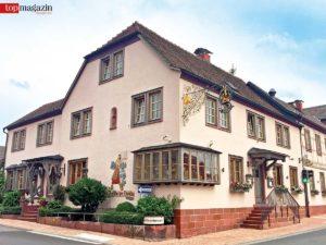 Das Gasthaus zur Krone