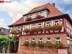 Das Weinhaus Stern in Bürgstadt