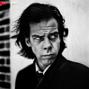 Nick Cave, London 1996