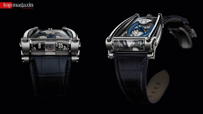 MB and F Horological Machine 8