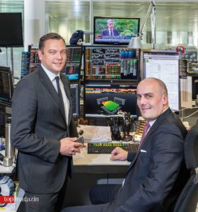 Michael Neff und Timo Möllerhenn, Investment Manager