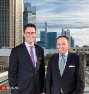 Roland Hildenbeutel und Matthias Ruppert, Relationship Manager