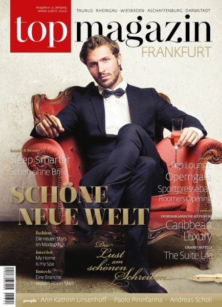 Top Magazin Ausgabe Winter 2016