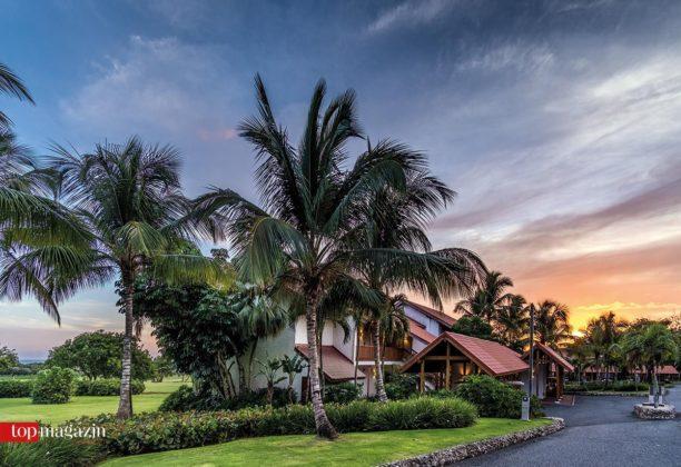 Die luxuriösen Apartments und Villen in Casa de Campo befinden sich in unmittelbarer Nähe zu den Greens.