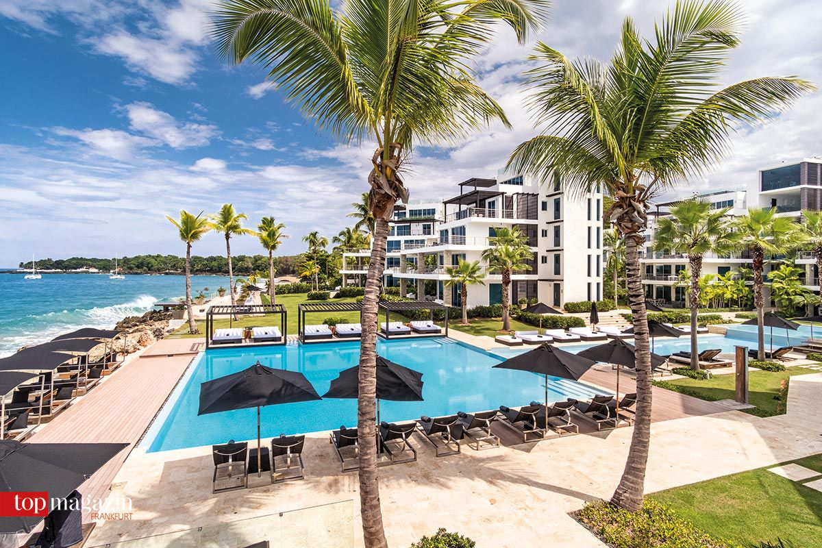 Dominikanische republik luxus in der karibik for Neue design hotels