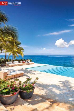 Luxus pur am Karibischen Meer