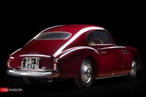 Der Cisitalia 202 Gran Sport Berlinetta von 1949 (Foto Kidston)