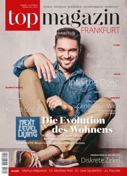 Top Magazin Ausgabe Frühjahr 2017
