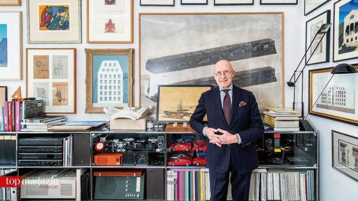 Architekt Jo. Franzke