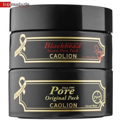 Caolion - Hot & Cool Pore Pack Duo