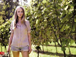 Winzerin Juliane Eller
