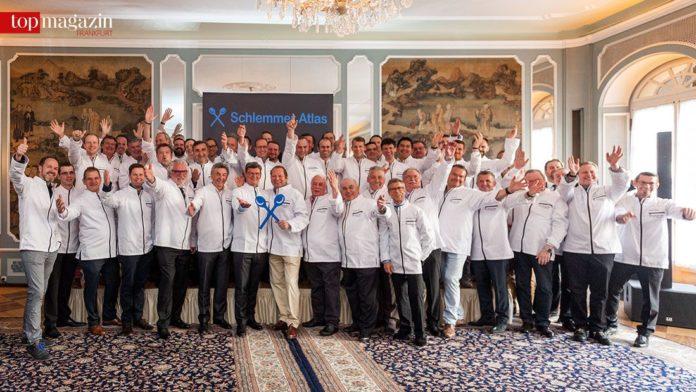 Die 50 besten deutschen Köche trafen sich im Grandhotel Hessischer Hof.