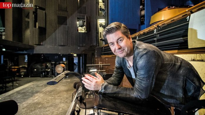 Generalmusikdirektor der Oper Frankfurt Sebasian Weigle