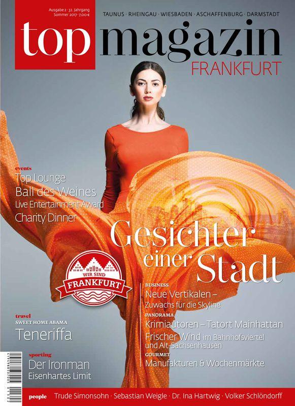 Top Magazin Ausgabe Sommer 2017