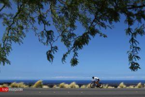 180 Kilometer Radfahren...