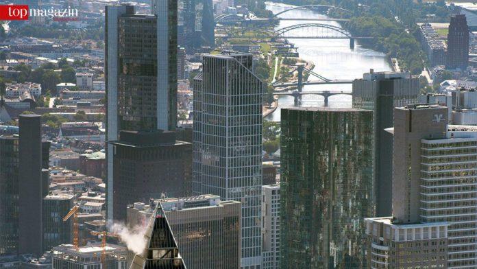Die Wolkenkratzer Frankfurts – von Gallus bis OstendDie Wolkenkratzer Frankfurts – von Gallus bis Ostend
