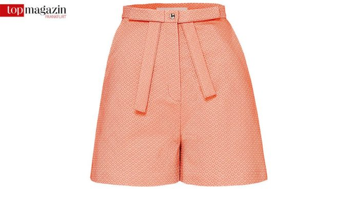 Maggy Bow Shorts by Marina Hoermanseder