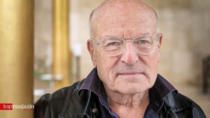 Regisseur Volker Schlöndorff