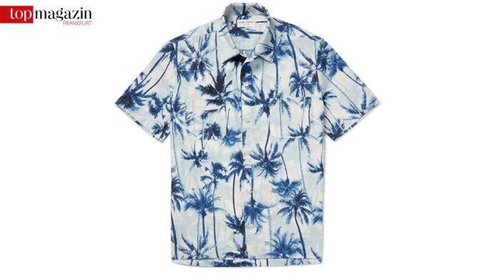 Saint Laurent Hawaii Shirts
