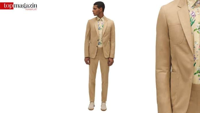 Summer Suits by Gieves and Hawkes