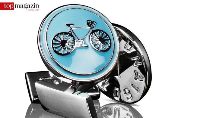 Themocracy Biker Cufflinks by Skultuna