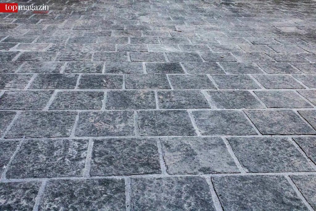 Über das neue Altstadtpflaster kann ab Herbst 2018 flaniert werden.