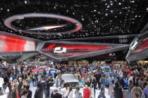 Auch den Audi Pavillon wird es nicht mehr geben. Der Hersteller zieht in Halle 3.0 und teilt sich die Fläche mit Konzernmutter VW, Seat und Skoda.