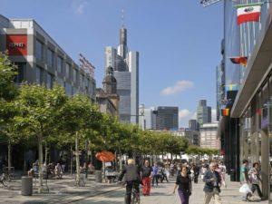 Five Guys Frankfurt soll auf der der Zeil eröffnen.