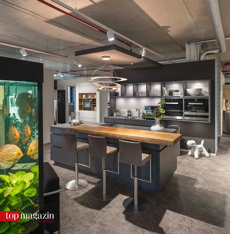 Kuchenatelier Grohs Haute Cuisine Top Magazin