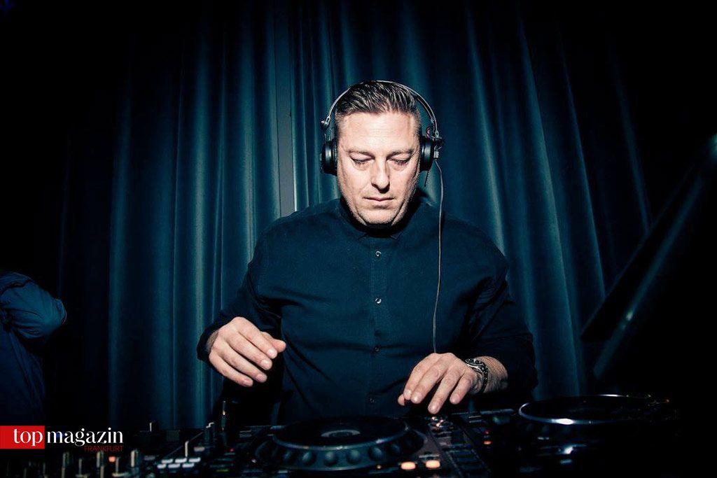 Betreiber und DJ Sidney Spaeth legt bei den Jet-Club Events selbst auf
