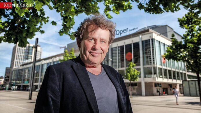 Chefdramaturg der Oper Frankfurt Norbert Abels