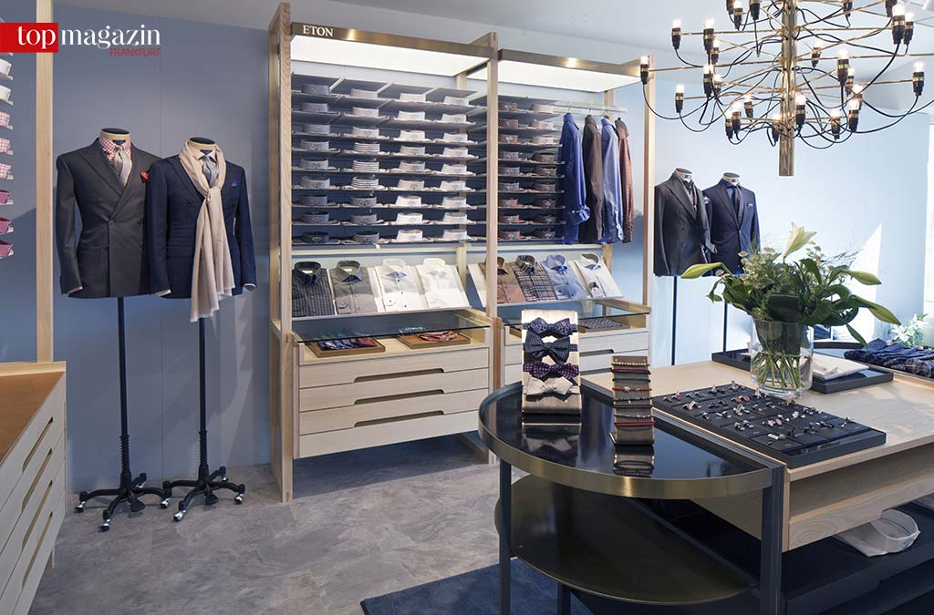 Der neue Eton Store in Frankfurt