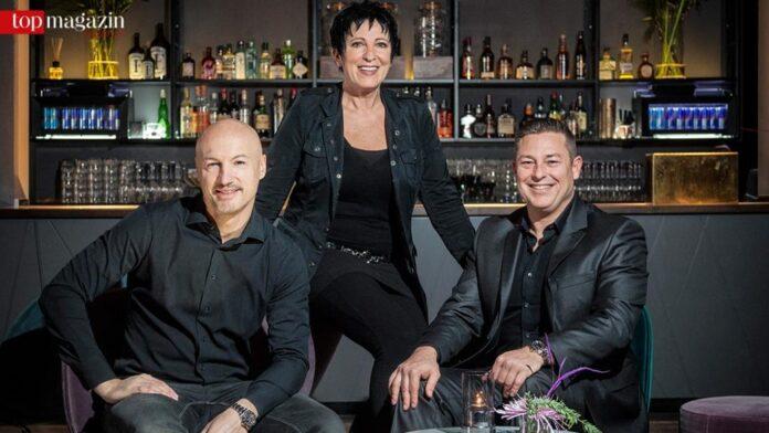 Die Le Panther-Macher: Siniša Gretic, Helga Lesegeld und Sidney Spaeth