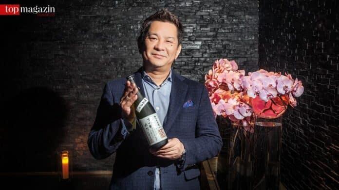 Sotaro Kinoshita, Präsident der Sake-Brauerei Amabuki, die seit 1688 in Familienhand ist.