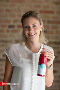 Superfood-Expertin Ann-Kathrin Maier (Cardea Detox)