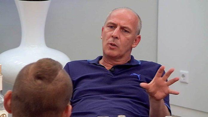 Mario Basler wird Trainer von Rot-Weiss Frankfurt (Foto Sat1)