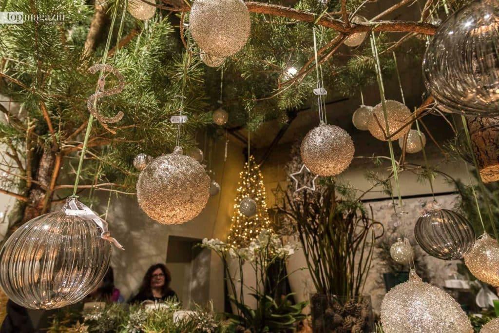 Blütesiegel Frankfurt läutet die Adventszeit ein.
