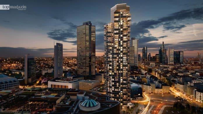 Der Grand Tower gewinnt den International Property Award.