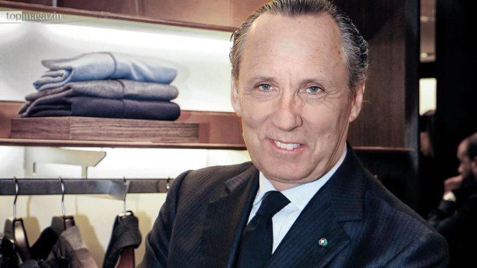 Gildo Zegna, CEO von Ermenegildo Zegna