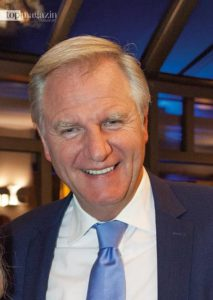 Jörg Köster, Geschäftsführer der Höchster Porzellanmanufaktur