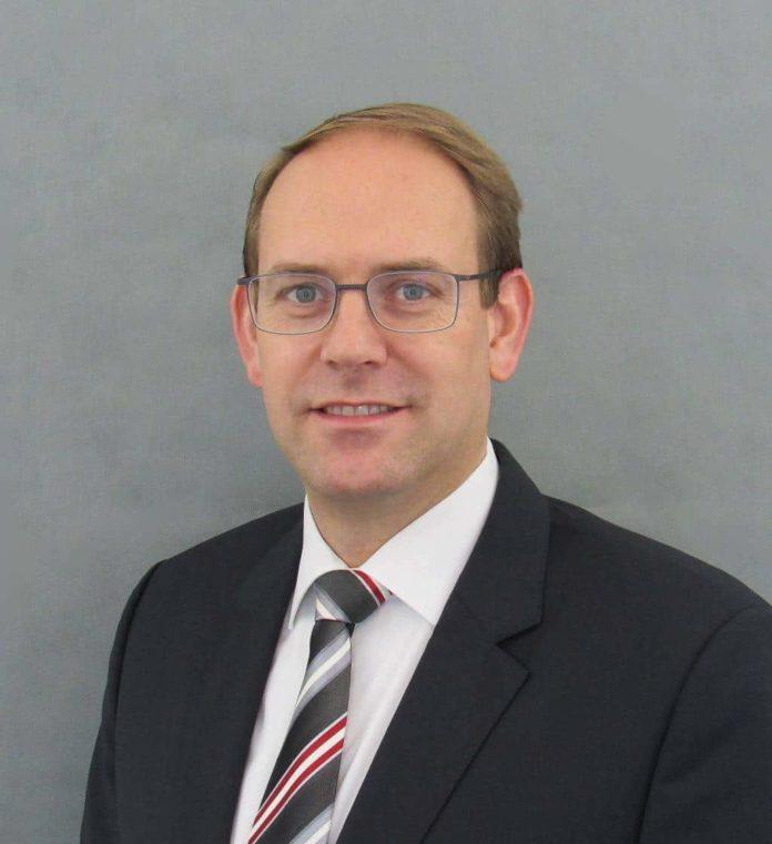 Jan-Kas van der Stelt startet zum 1. Januar 2018