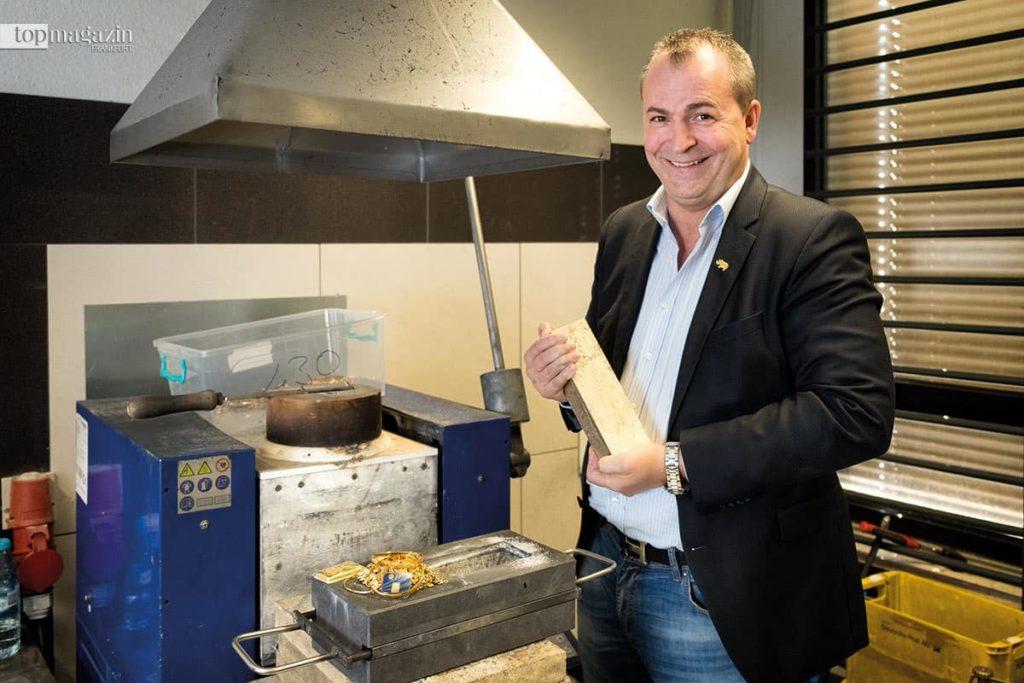 Julius Leineweber (Premium Gold Deutschland)