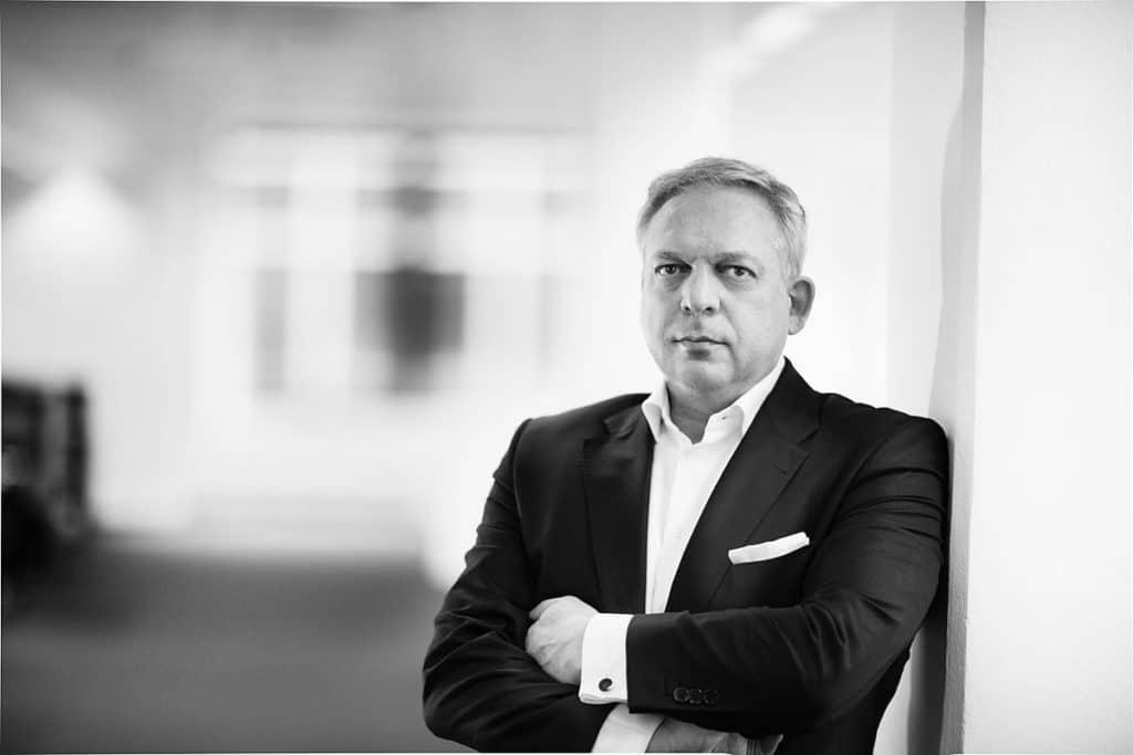 Magnus Kaminiarz, Gründer, Architekt und Geschäftsführer von Kaminiarz & Cie