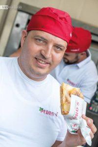 Pizza-Weltmeister Pietro Tangari